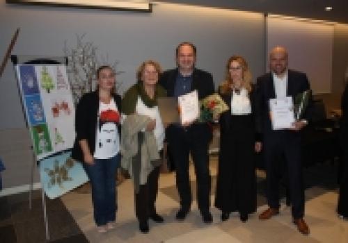 Odjel za neurologiju dobitnik priznanja za promicanje zaštite osoba s…