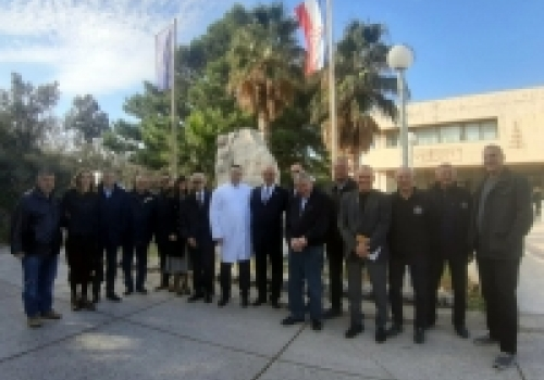 U OB Dubrovnik održano predavanje o Zdravstvenoj skrbi hrvatskih branitelja