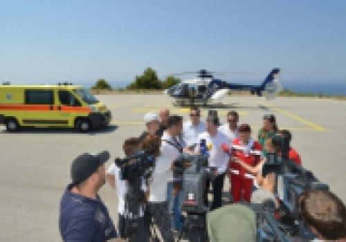 Helikopteri hitne pomoći ipak i u Dubrovniku