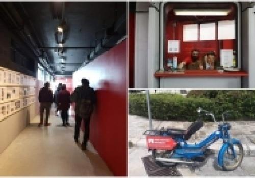 Posjet pacijenata Psihijatrijske dnevne bolnice Muzeju crvene povijesti