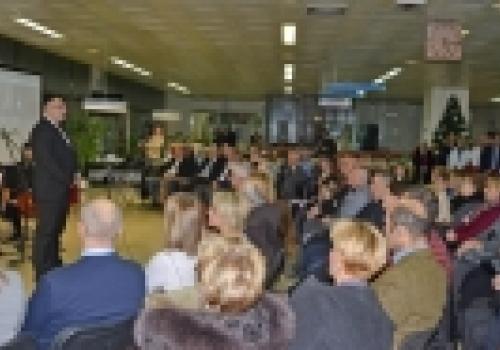 Božićni koncert u Općoj bolnici Dubrovnik
