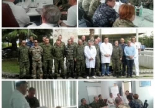 Posjet polaznika Ratne škole Općoj bolnici Dubrovnik