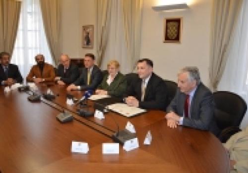 Dubrovačka i vukovarska bolnica potpisale ugovor o suradnji