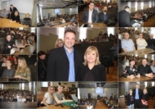 Doc.prim.dr.sc. Marijo Bekić izaslanik Ministarstva zdravstva na tribini