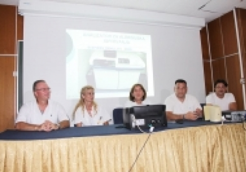 OB Dubrovnik: Predstavljen novi aparat Immulite 2000 za testiranje na…