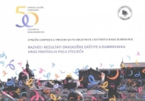 """Održan simpozij """"Razvoj i rezultati onkološke zaštite na dubrovačkom području…"""