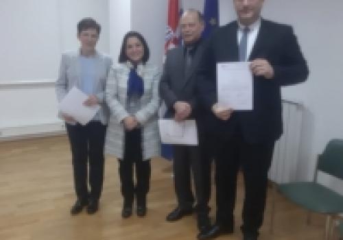 Priznanje kvalitete rada u OB Dubrovnik