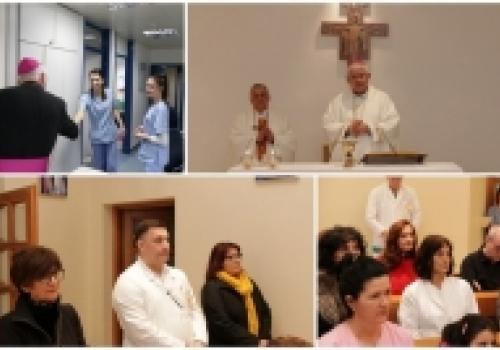 SVJETSKI DAN BOLESNIKA: Biskup Mate Uzinić predvodio misno slavlje u…