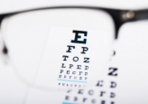 Pismo zahvale Odjelu za oftalmologiju i optometriju